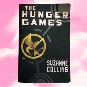 The Hunger Games by Suzanne Collins (bestseller)